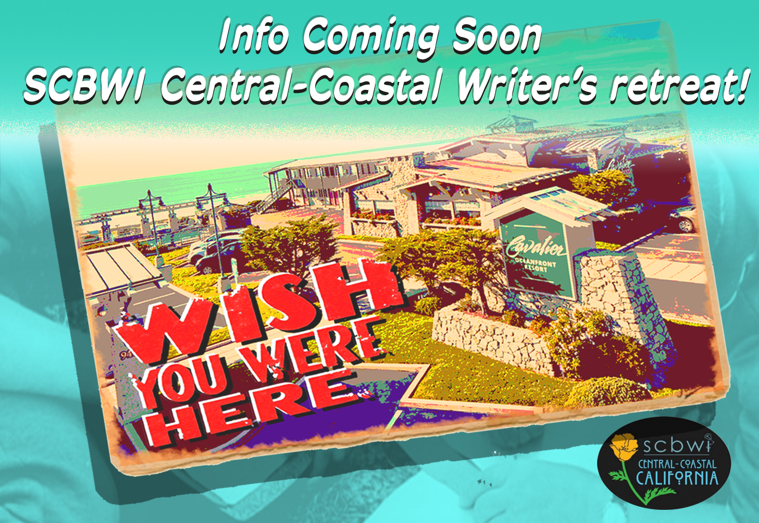 Check back for more information about the 2020 SCBWI Central-Coastal Writer's Retreat